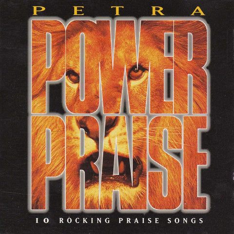 Petra - Power Praise - Used CD,The CD Exchange