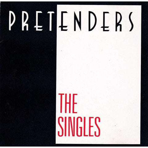 Pretenders - The Singles - Used CD,The CD Exchange