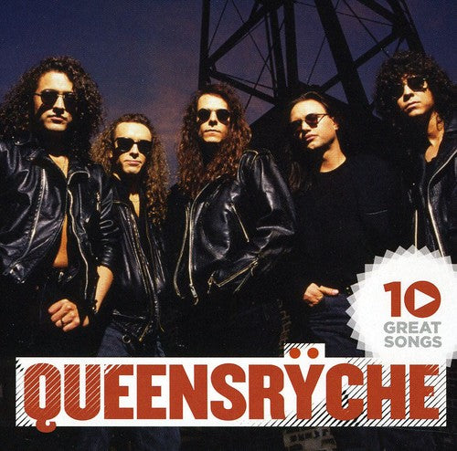 Queensryche - 10 Great Songs - CD - The CD Exchange
