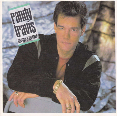 Randy Travis - Always & Forever - Used CD - The CD Exchange