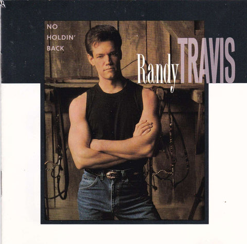 Randy Travis - No Holdin Back - CD - The CD Exchange
