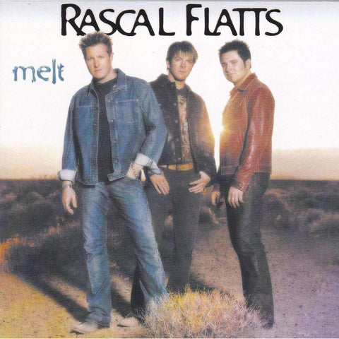 Rascal Flatts - Melt - CD,The CD Exchange