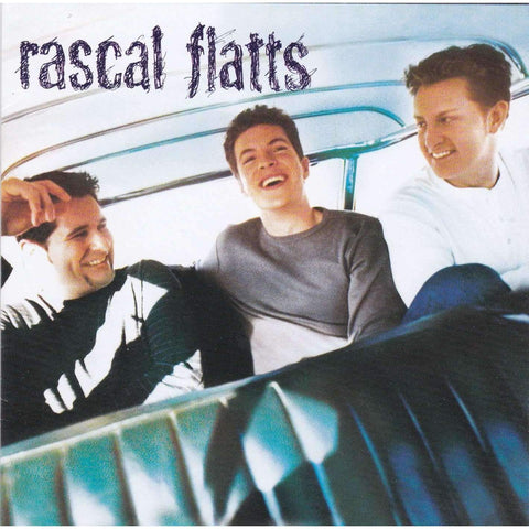 Rascal Flatts | Rascal Flatts | Used Music CD,The CD Exchange