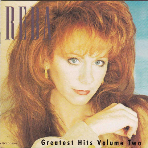 Reba McEntire | Greatest Hits Volume Two | Used Country Music CD,The CD Exchange
