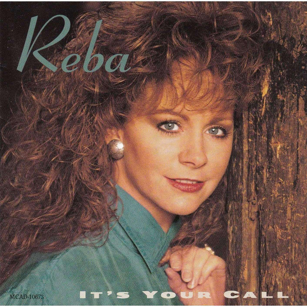 Reba McEntire - It's Your Call - Used CD - The CD Exchange