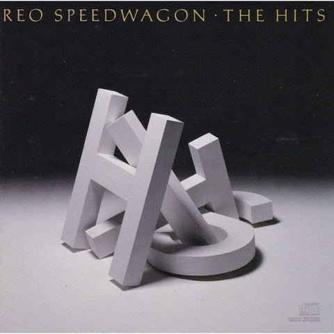 REO Speedwagon | The Hits | Used Music CD,The CD Exchange