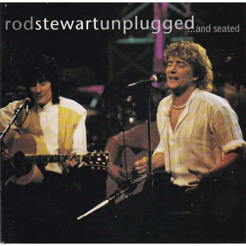 Rod Stewart - Unplugged... and Seated - Used CD,The CD Exchange