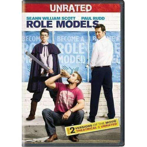 DVD | Role Models (Unrated),Widescreen,The CD Exchange
