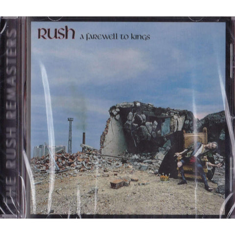 Rush - A Farewell to Kings - CD,The CD Exchange