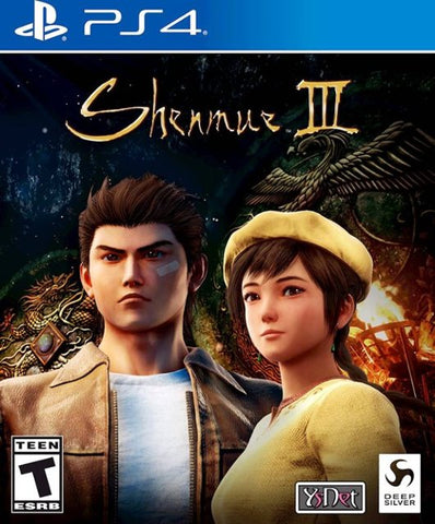Shenmue III - PlayStation 4,The CD Exchange