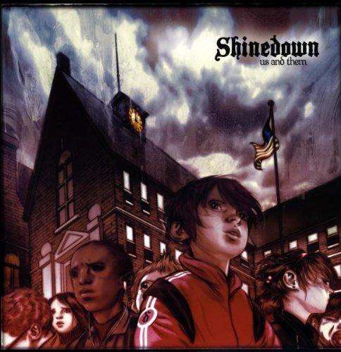 Shinedown - Us And Them - CD - The CD Exchange