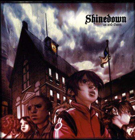 Shinedown - Us And Them - CD,The CD Exchange