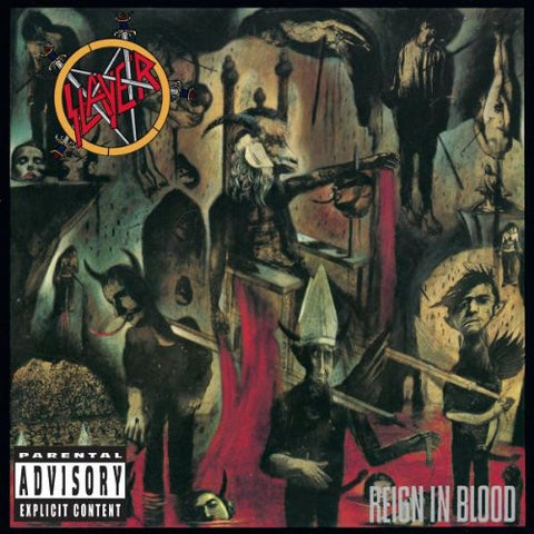 Slayer - Reign In Blood - CD,The CD Exchange