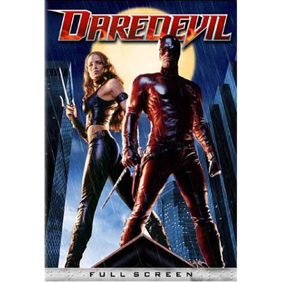 DVD | Daredevil (Fullscreen),Fullscreen,The CD Exchange