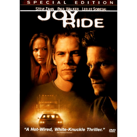 DVD | Joy Ride,Widescreen,The CD Exchange