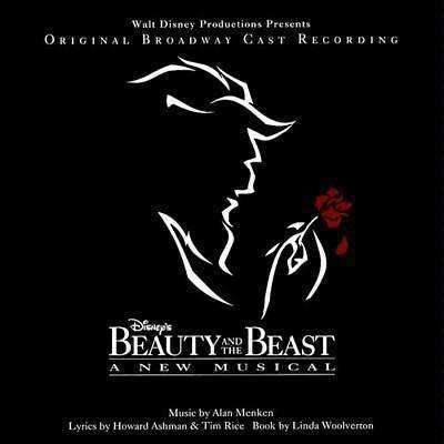 Soundtrack | Beauty And The Beast (Original Broadway Cast Recording),CD,The CD Exchange