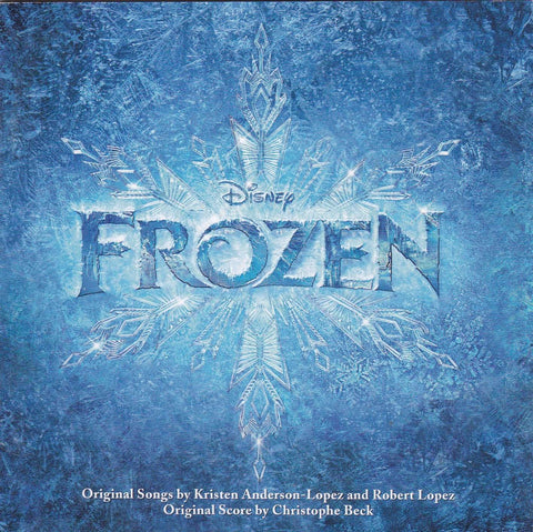 Soundtrack - Frozen - Used CD,The CD Exchange