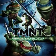 Soundtrack | Teenage Mutant Ninja Turtles (2007),CD,The CD Exchange