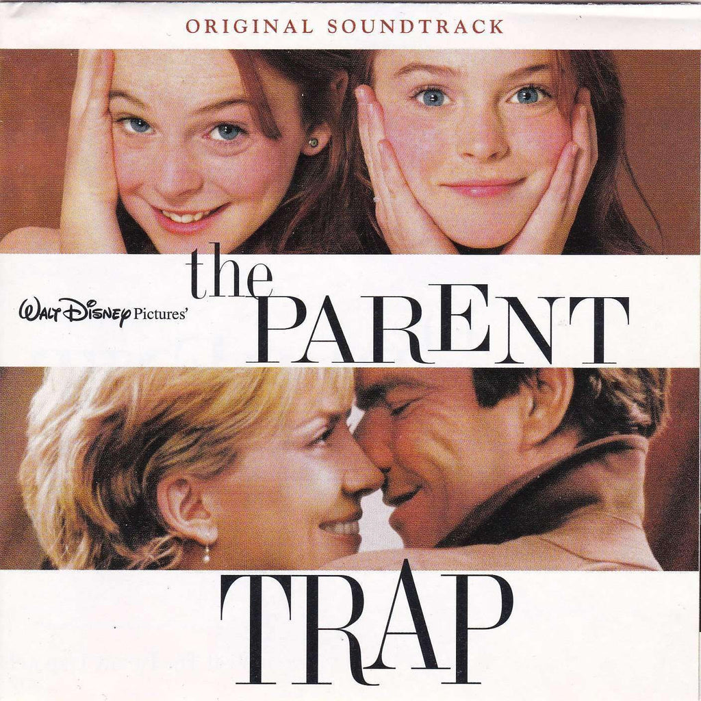 Soundtrack | The Parent Trap | Used CD,The CD Exchange