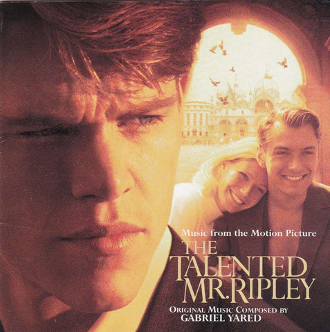 Soundtrack - The Talented Mr. Ripley - Used CD,CD,The CD Exchange
