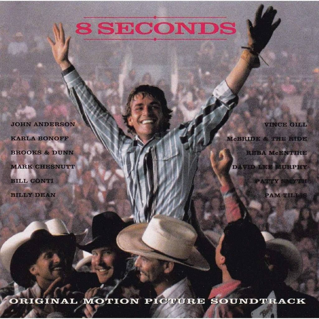 Soundtrack | 8 Seconds | Used CD,The CD Exchange