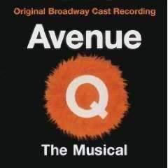 Soundtrack - Avenue Q: The Musical (2003 Original Broadway Cast) - CD - The CD Exchange
