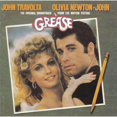 Soundtrack - Grease - CD - The CD Exchange