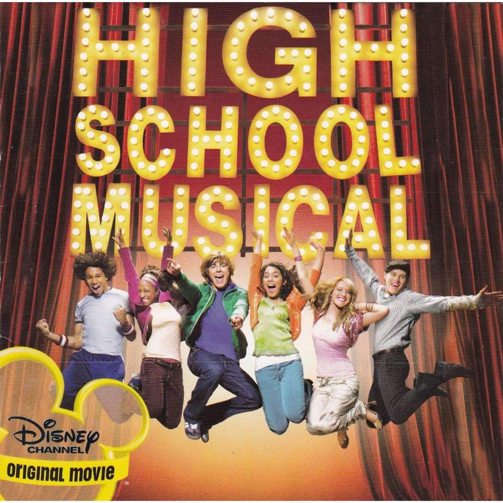 Soundtrack - High School Musical - Used CD - The CD Exchange