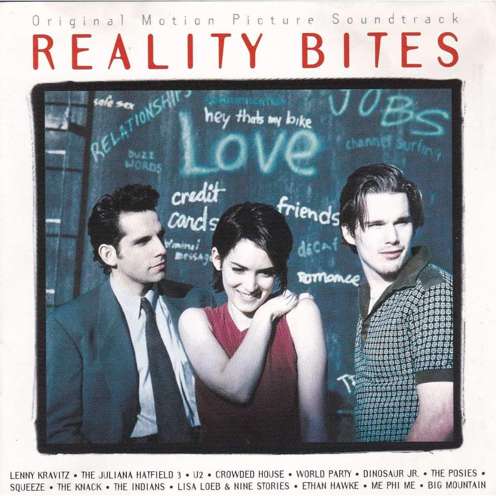 Soundtrack - Reality Bites - CD - The CD Exchange