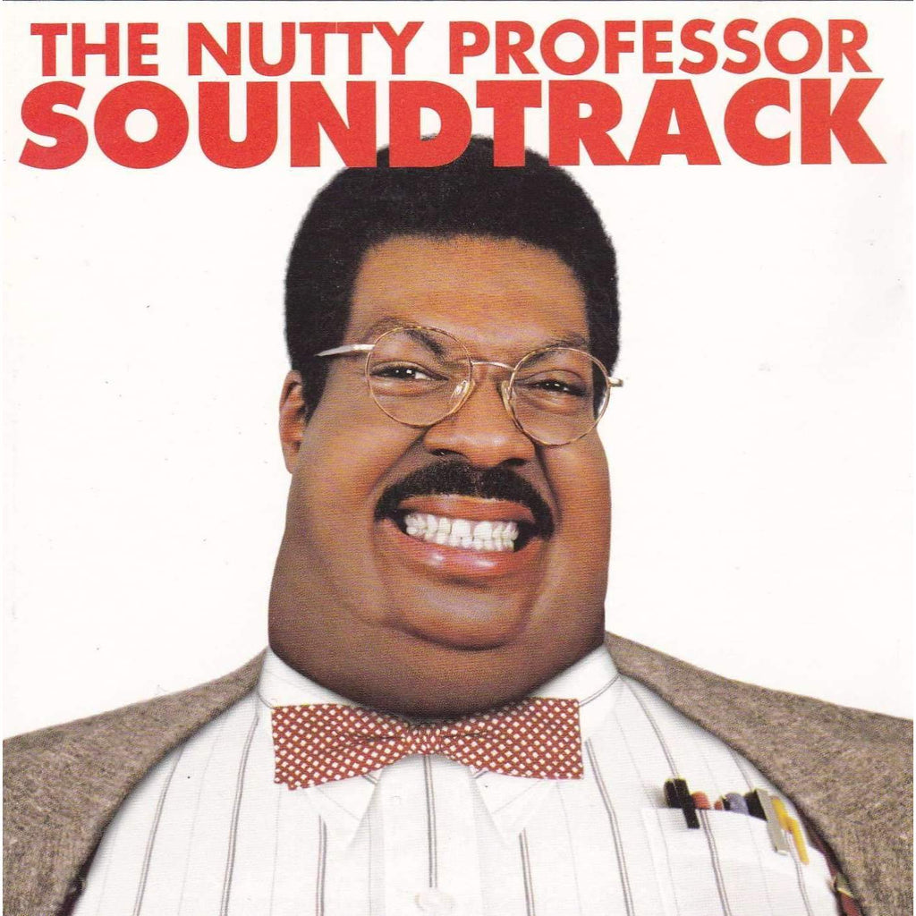 Soundtrack | The Nutty Professor | Used CD,The CD Exchange