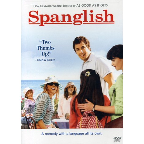 DVD - Spanglish - Widescreen Movie - The CD Exchange