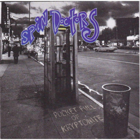 Spin Doctors - Pocket Full Of Kryptonite - CD - The CD Exchange