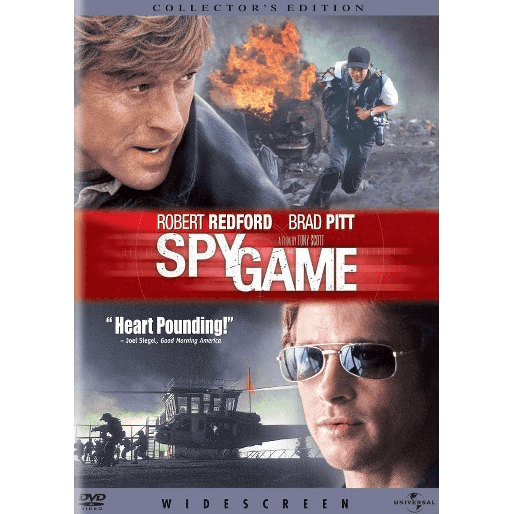 DVD | Spy Game (Widescreen),Widescreen,The CD Exchange
