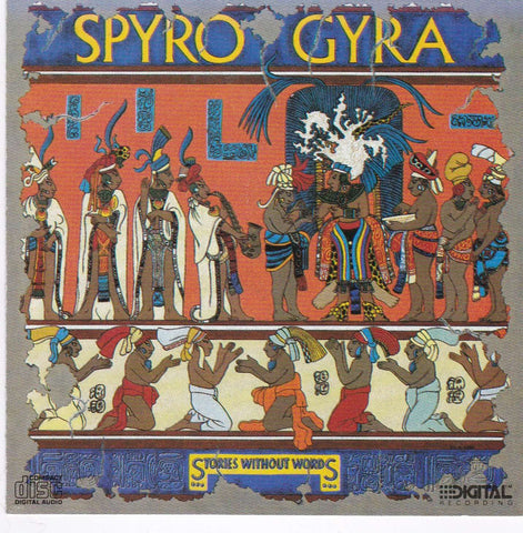 Spyro Gyra - Stories Without Words - CD - The CD Exchange