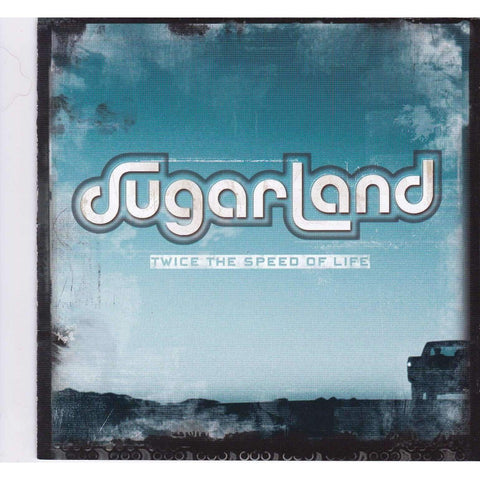 SugarLand - Twice the Speed of Life - Country Music CD - The CD Exchange