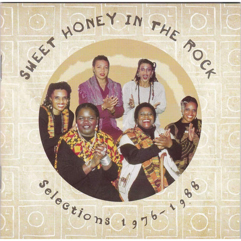Sweet Honey in the Rock - Selections 1976-1988 - Used 2 CD Set,The CD Exchange