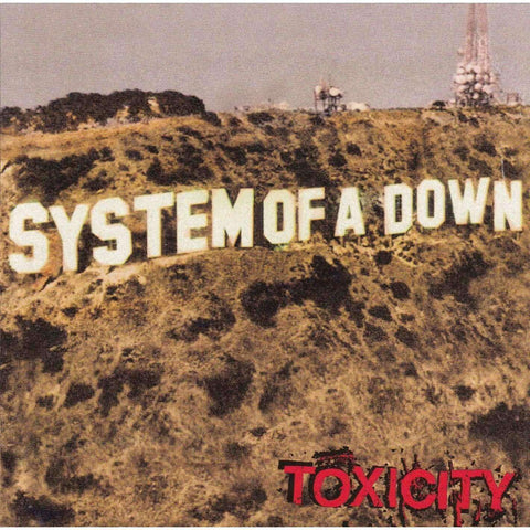 System Of A Down - Toxicity - CD - The CD Exchange