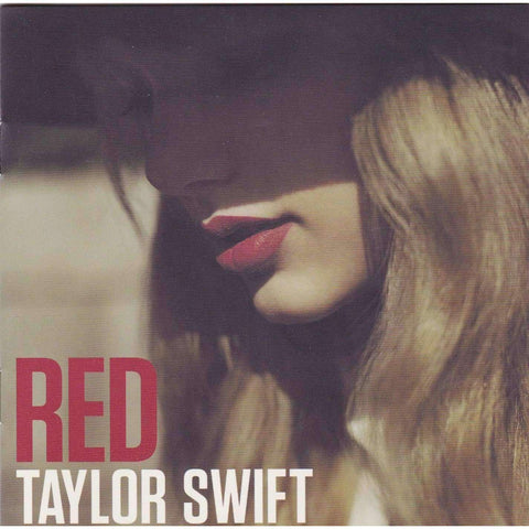 Taylor Swift - Red - Used CD,The CD Exchange