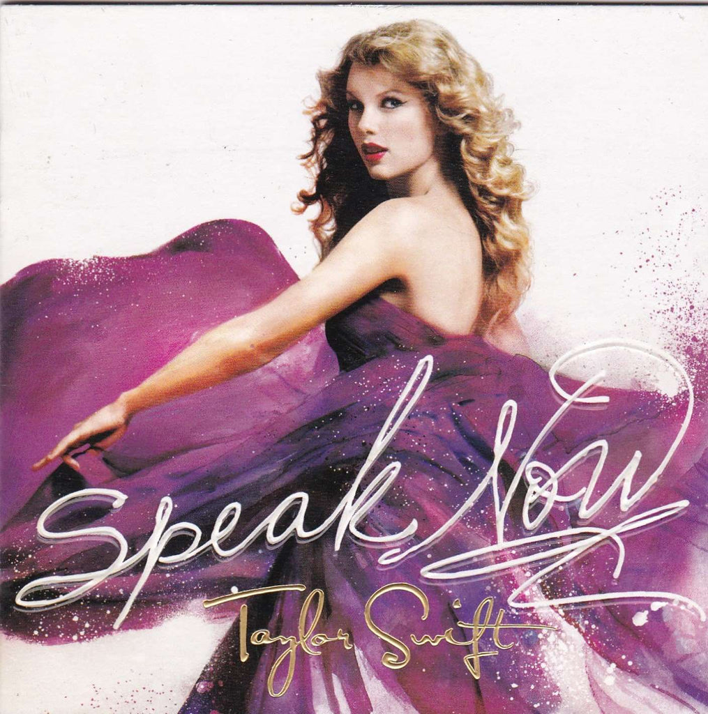 Taylor Swift - Speak Now - Used CD - The CD Exchange