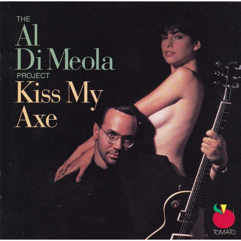 The Al Di Meola Project ‎– Kiss My Axe - Used CD,The CD Exchange