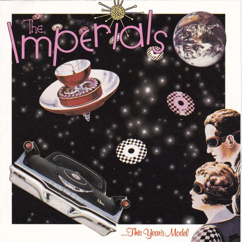 The Imperials - This Year's Model - CD,CD,The CD Exchange