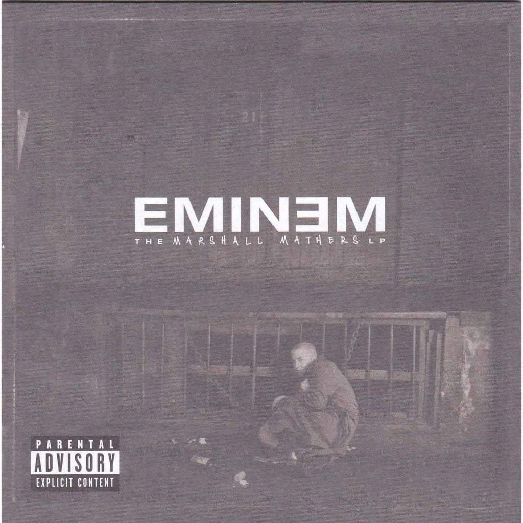 Eminem - The Marshall Mathers LP - CD - The CD Exchange