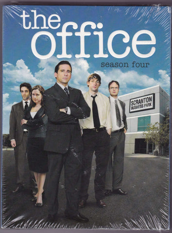 DVD - The Office - Season Four - The CD Exchange