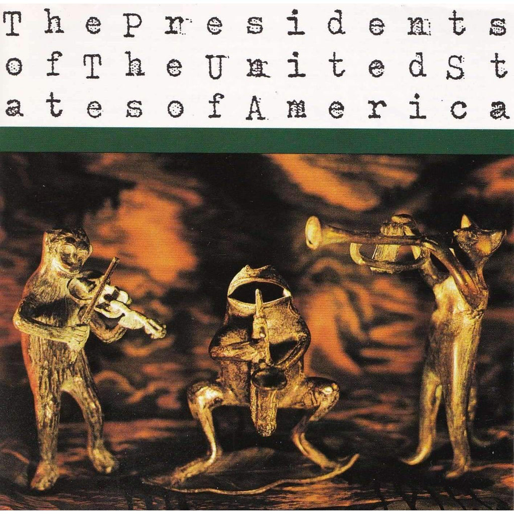 The Presidents Of The United States Of America | Used Music CD - The CD Exchange