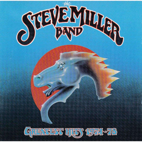 The Steve Miller Band | Greatest Hits 1974-78,CD,The CD Exchange