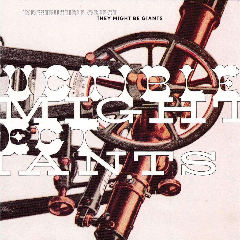 They Might Be Giants - Indestructible Object - Used CD,CD,The CD Exchange