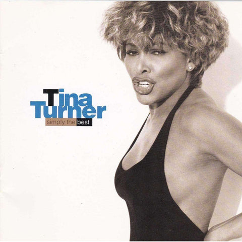 Tina Turner - Simply The Best - CD - The CD Exchange