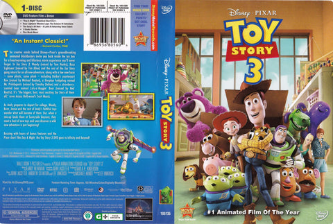 Toy Story 3 - Used DVD,The CD Exchange