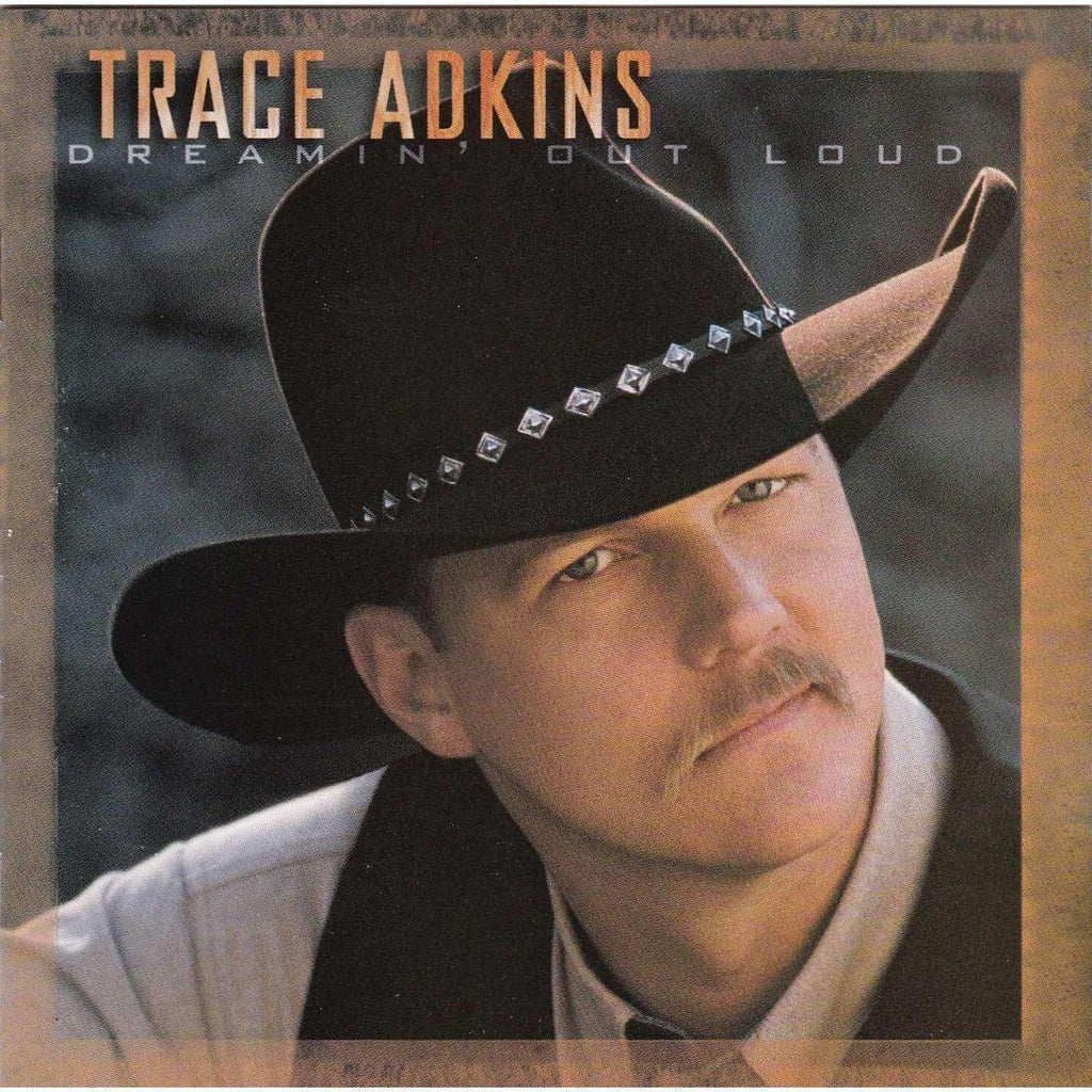 Trace Adkins | Dreamin' Out Loud | Used Country Music CD,The CD Exchange