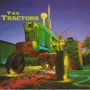 Tractors, The - The Tractors - Used CD - The CD Exchange